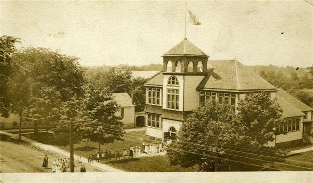 Clark Mills School
