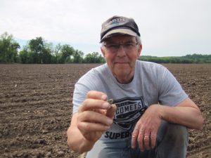 Larry Ehlinger, EARTH Metal Detecting